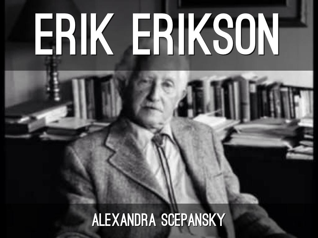 eriksons psychosicial theory Erickson's psychosocial theory of human development  erikson's theory of psychosocial development - duration:  erikson's psychosocial development.