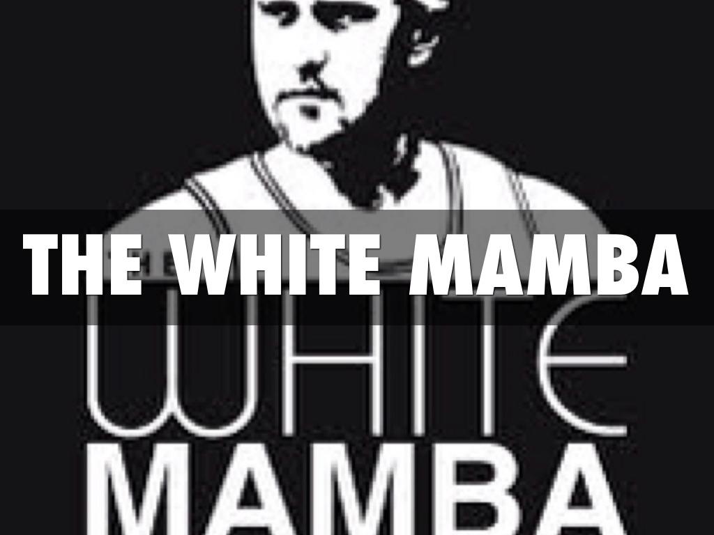 The white mamba