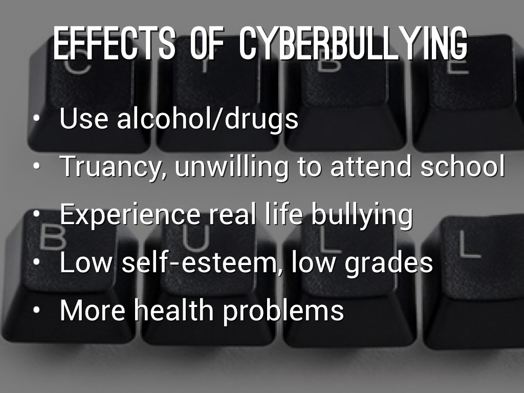Cyber bullying by dzamperini