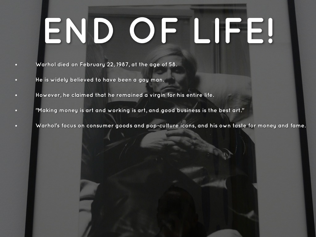 the life and legend of andy warhol 4/4 a day in the life of andy warhol - duration: 13:56 art documentaries 43,229 views 13:56.