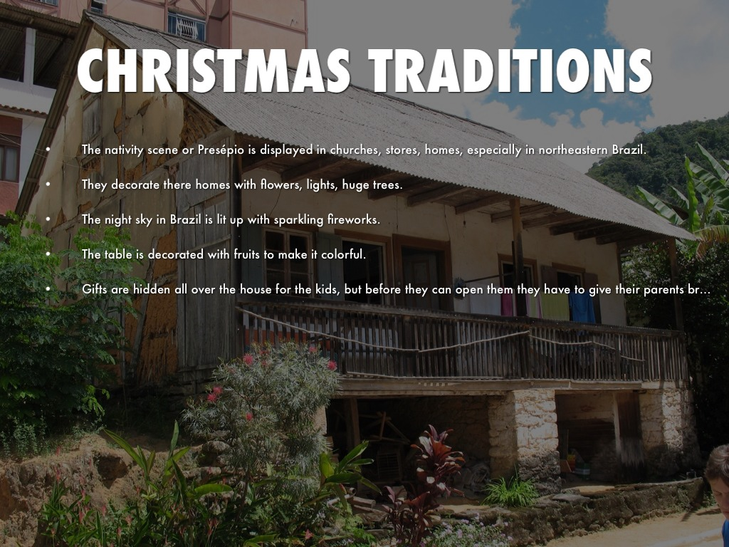 Brazil Christmas Traditions.Brazil Christmas Traditions Facts Thecannonball Org