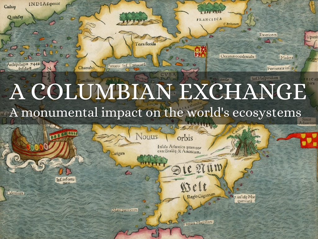 A Colombian Exchange by Mr. Henty