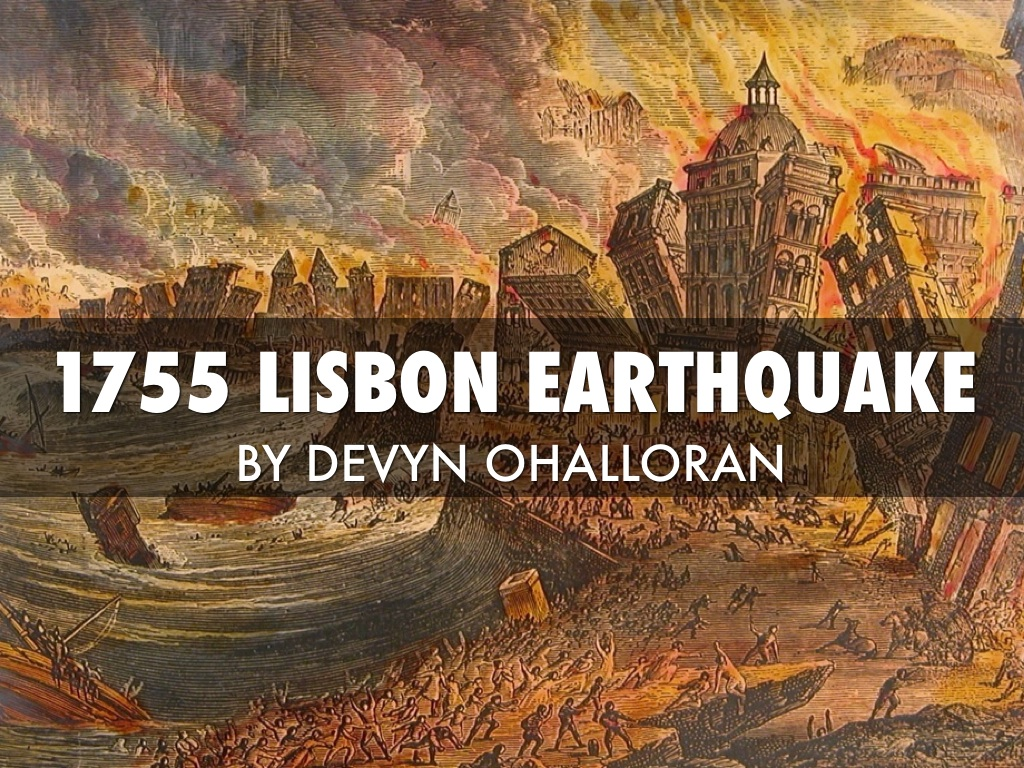 the lisbon earthquake