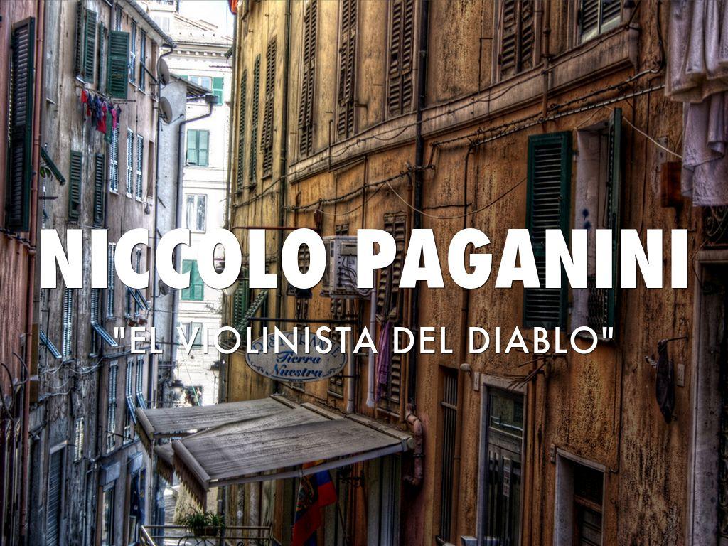 Niccoló Paganini