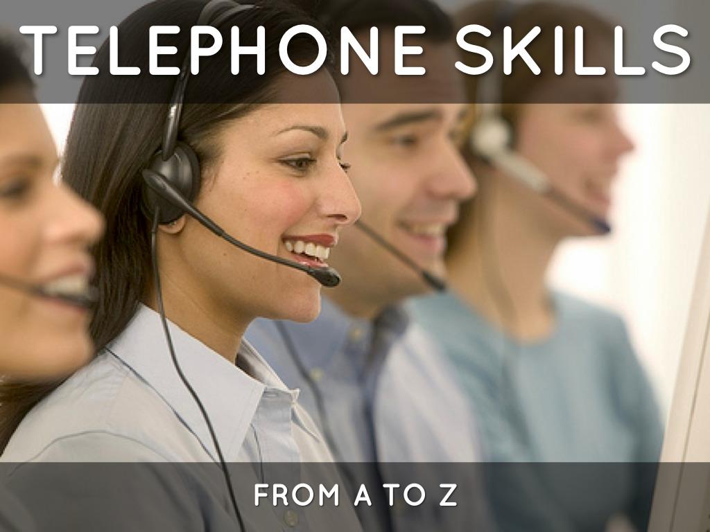 Telephone Skills By Cathee Thornton