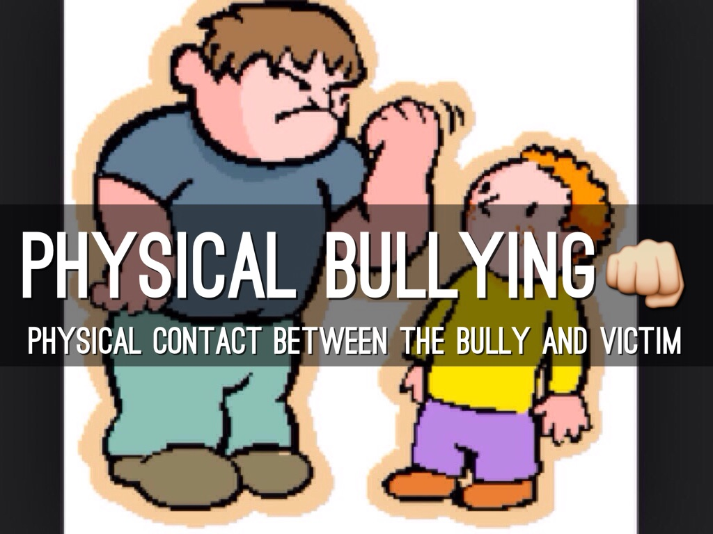 bullying and victims
