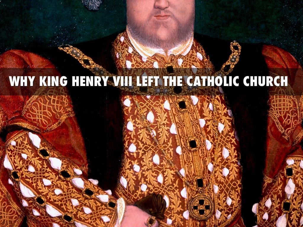 henry viii catholic church