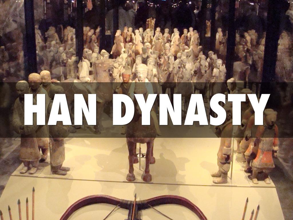Han Dynasty By Erin Dempsey