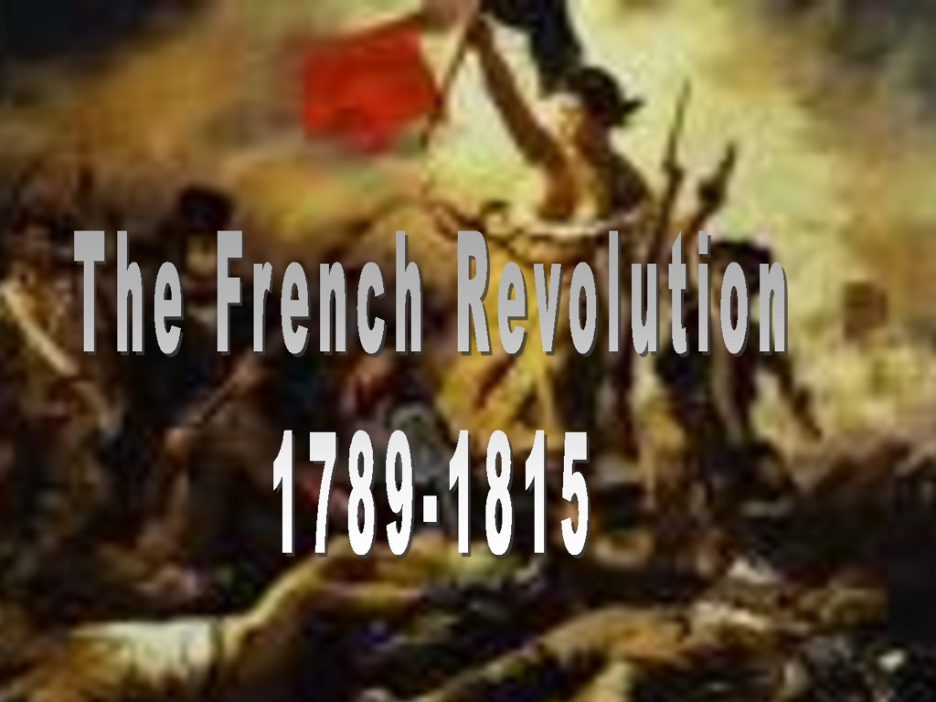 terrorism in the french revolution essay