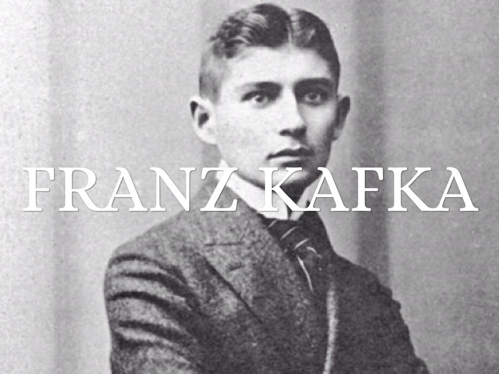 Franz Kafka By Brian Akel