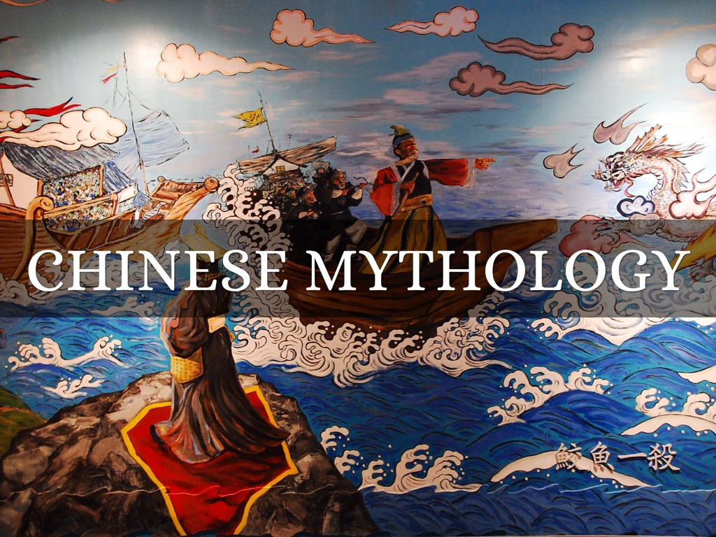 chinese mythology by isabella ditzler