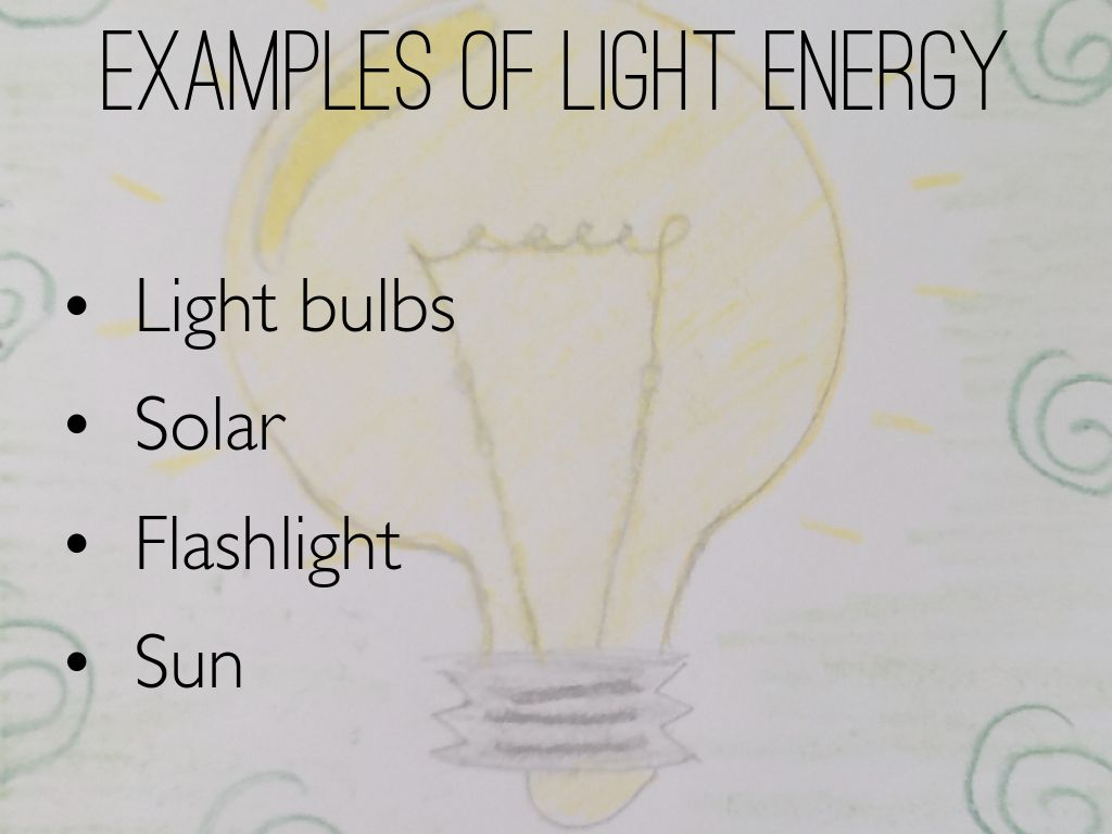 Light Energy Facts