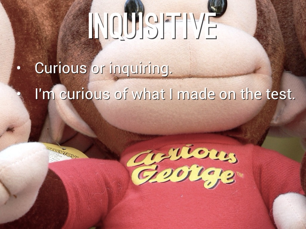 naughty or inquisitive
