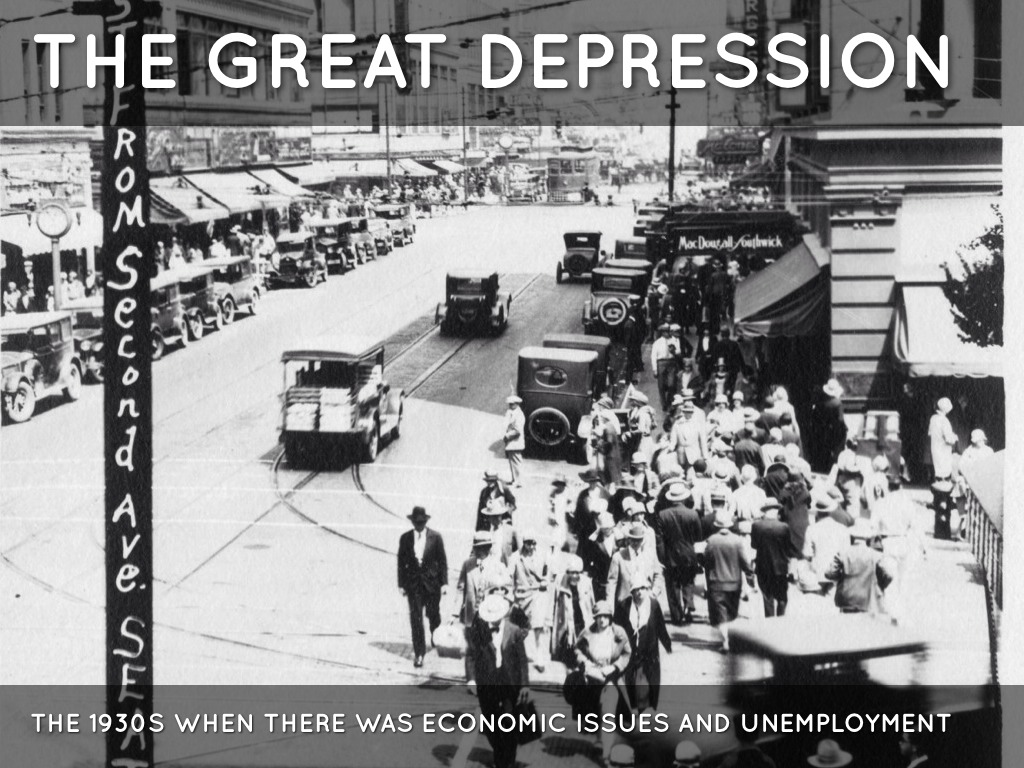 great depression to kill a mockingbird