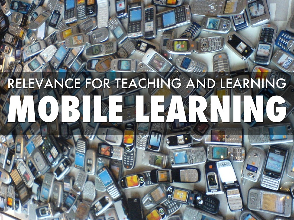 Emerging Technology: Mobile Learning