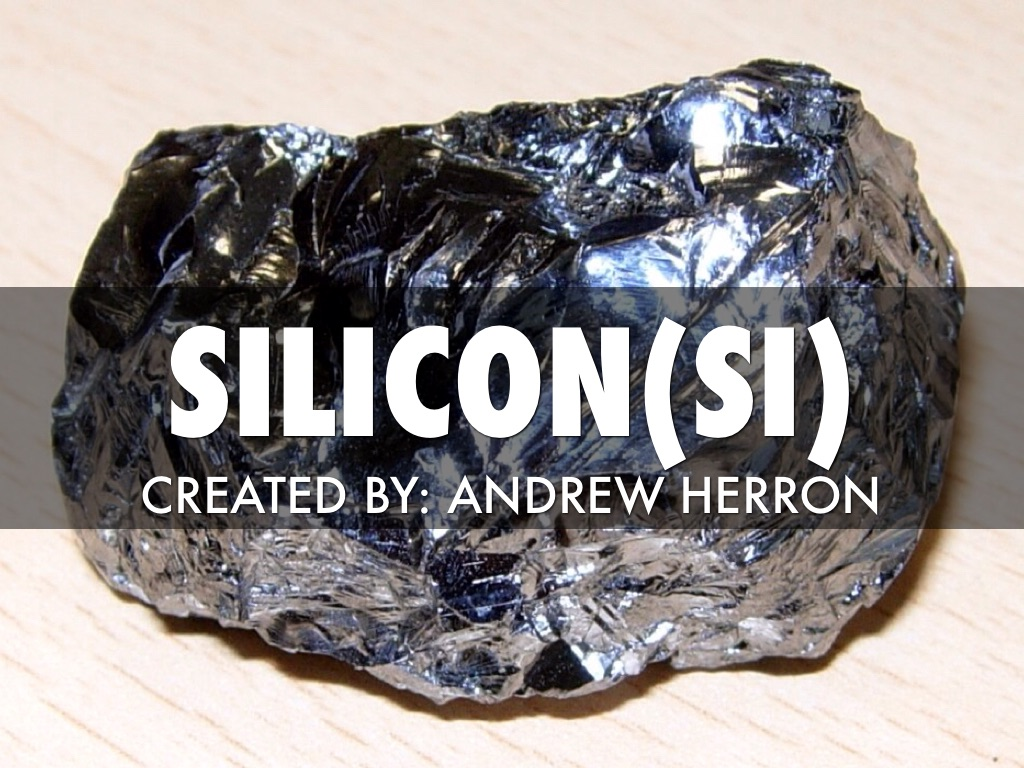 Silicon by squareroots97
