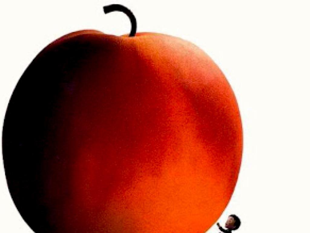 James And The Giant Peach By Tara Distabile