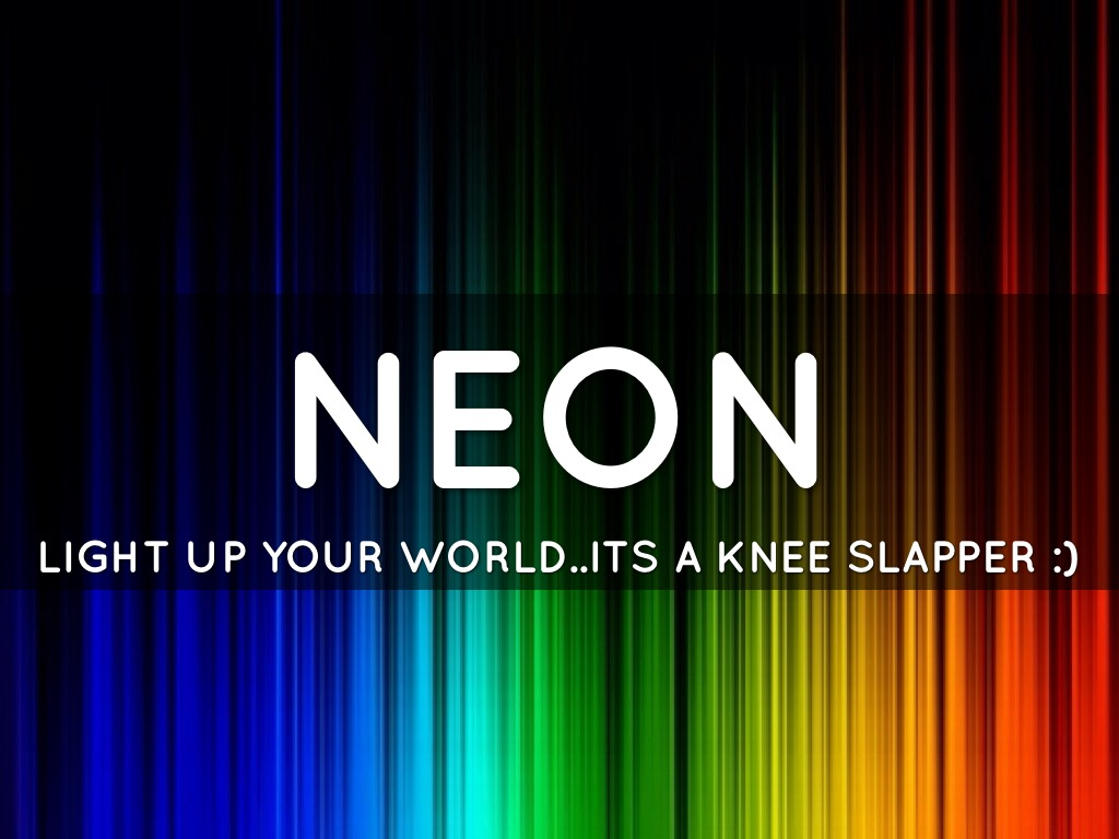 Neon Presentation