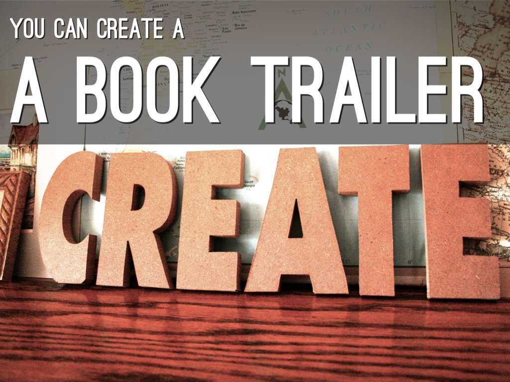 How To Make A Book Trailer On Imovie ~ Create a book trailer by l holwerda
