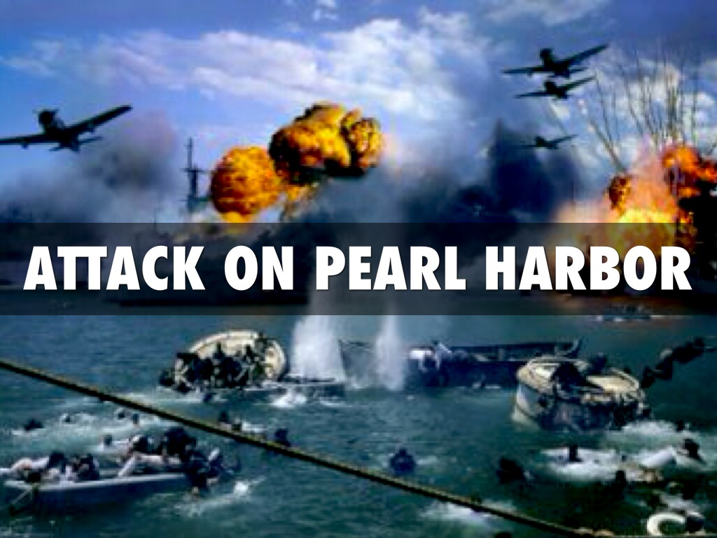 japanese attack on pearl harbor essay