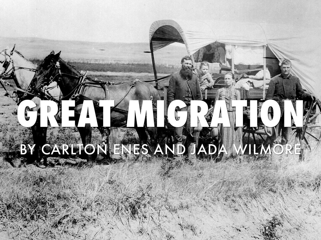 an analysis of the great migration in the 1930 to 1960 The great migration and changes in the northern black family, 1940 to 1990 social forces, 75(june 1997), 1213-38: tolnay: stewart e the great migration gets underway: a comparison of black southern migrants and nonmigrants in the north, 1920 social science quarterly 82 (2001), 235-252: tolnay: stewart e.