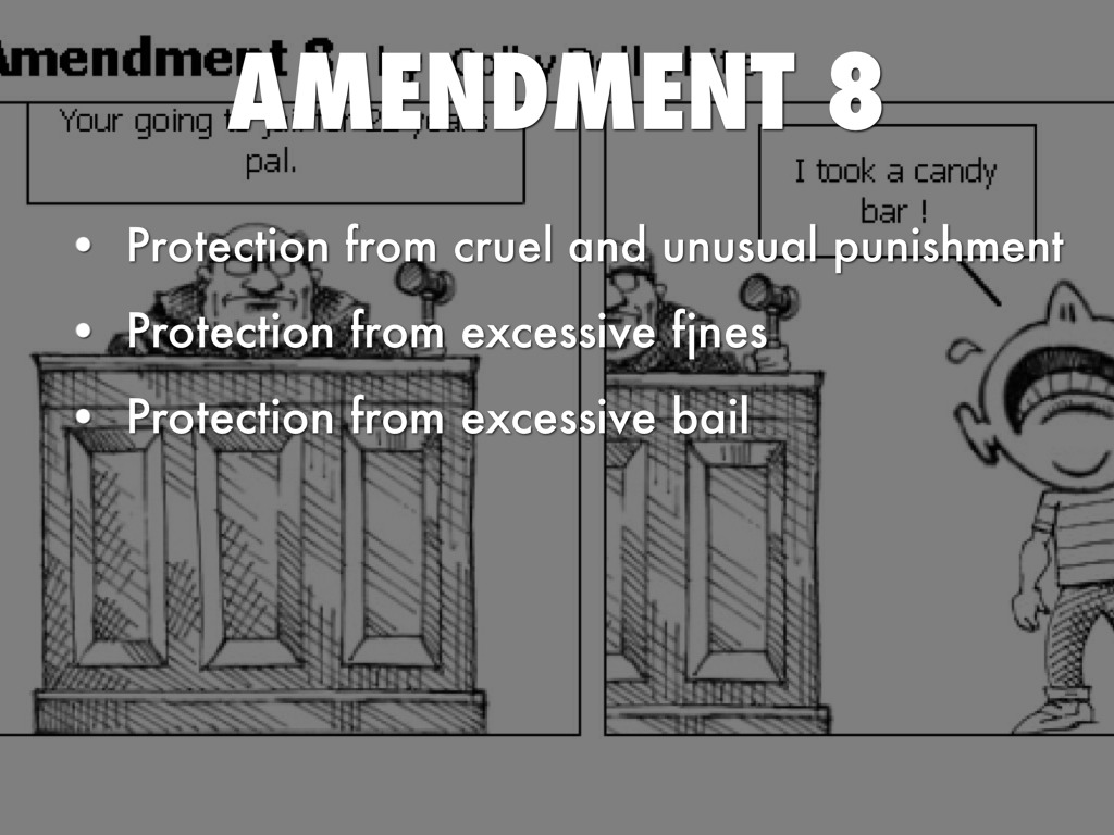 an introduction to the cruel and unusual punishment in the united states Comments the death penalty: a cruel and unusual punishment by nathan l hecht to some extent the eighth amendment to the united states constitution1 now forbids the taking of life as punishment for crime.