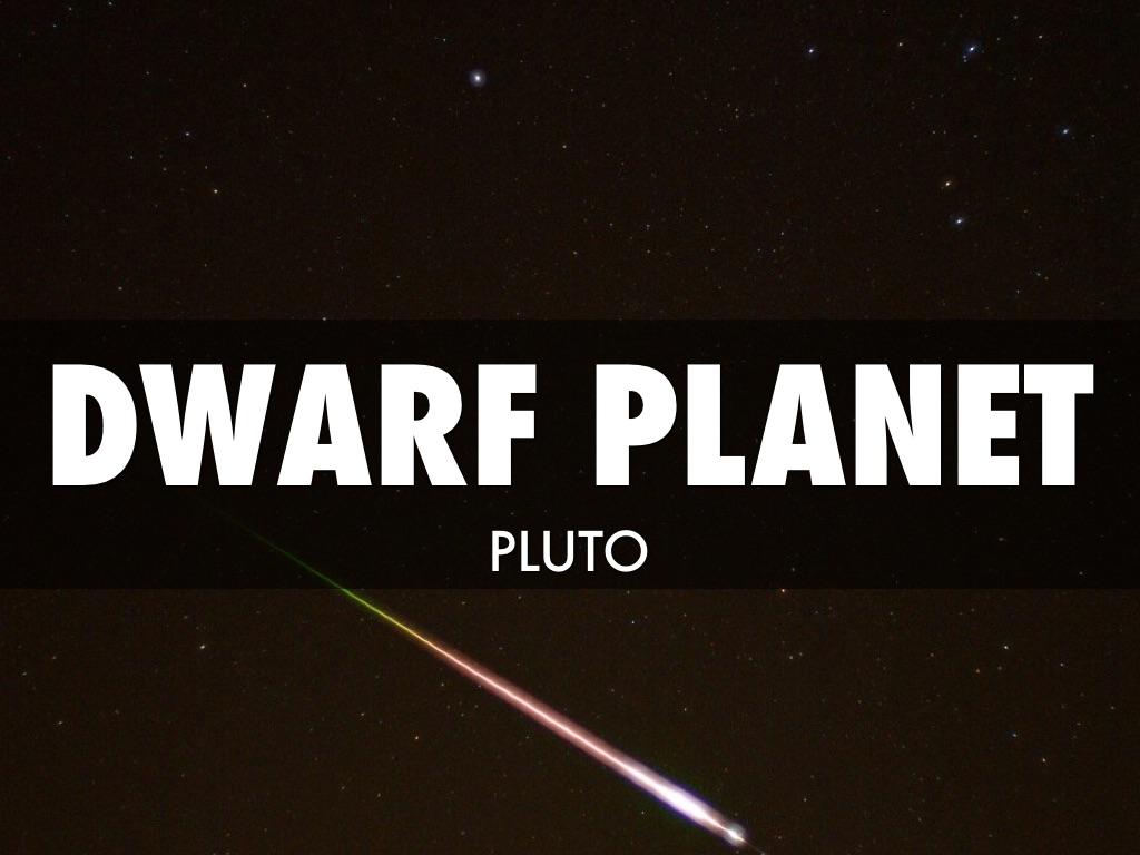 Kerberos Moon Of Plluto: The Planets By Sofia Stumpf