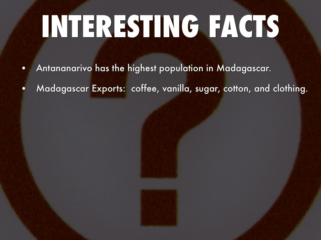 Antananarivo Madagascar By Alaina U - 8 cool facts about madagascar