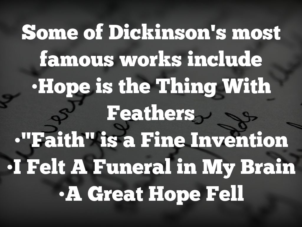 faith is a fine invention poem