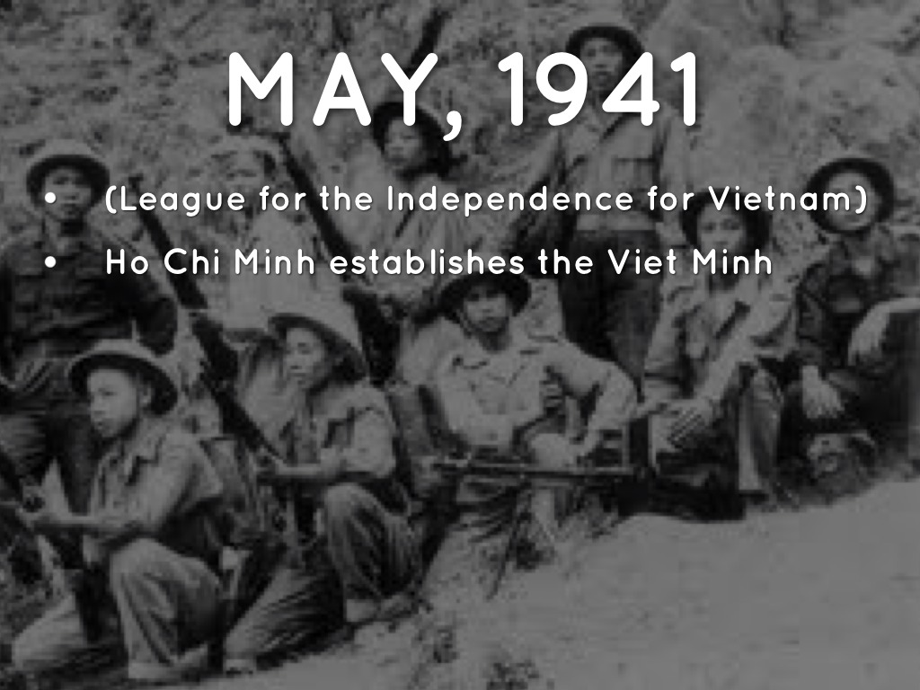 Dates of vietnam war