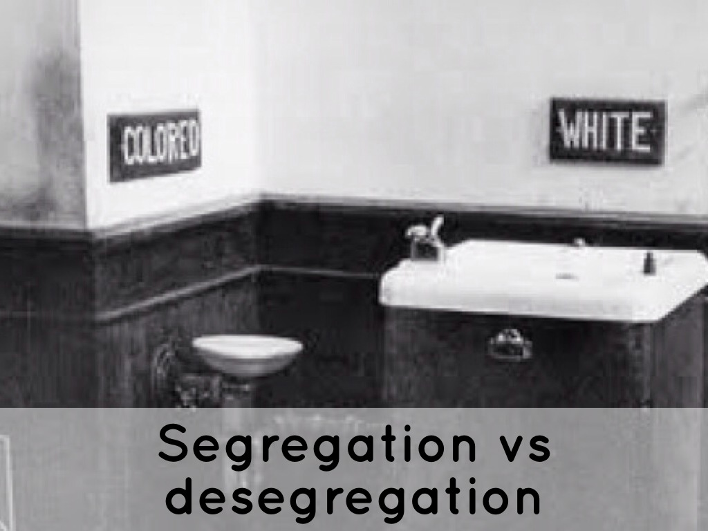 segragation Racial segregation during the jim crow era was a system that relegated african americans to the position of second class citizens, lasting between 1877 and the.