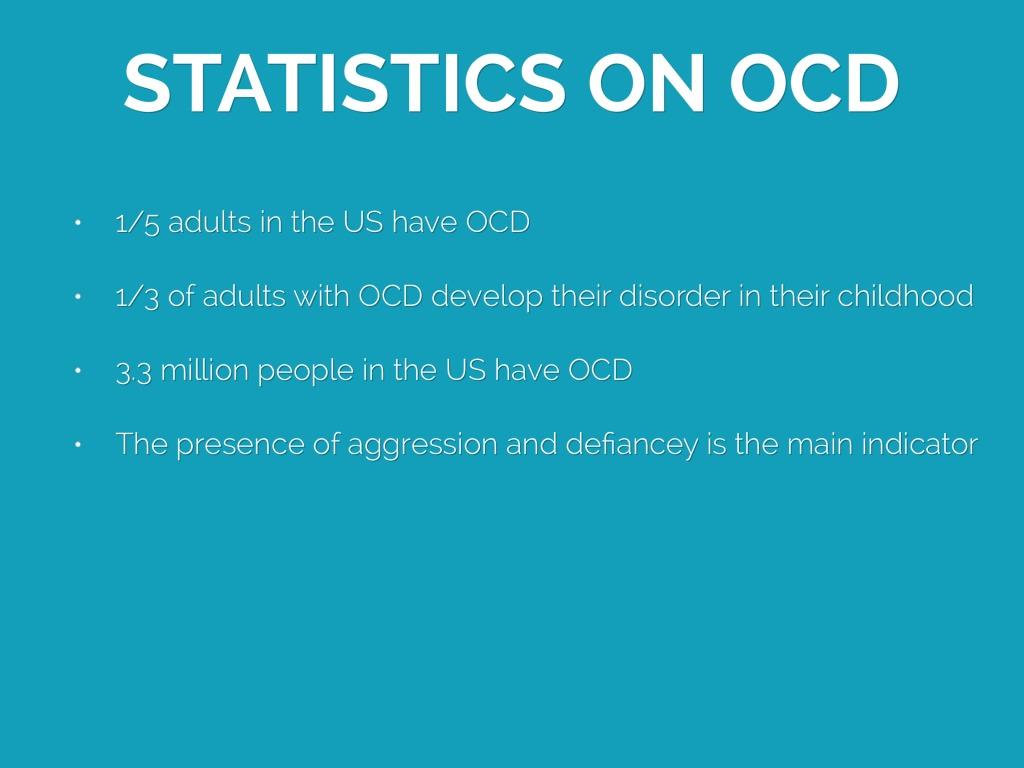 Understanding obsessive compulsive disorder ocd