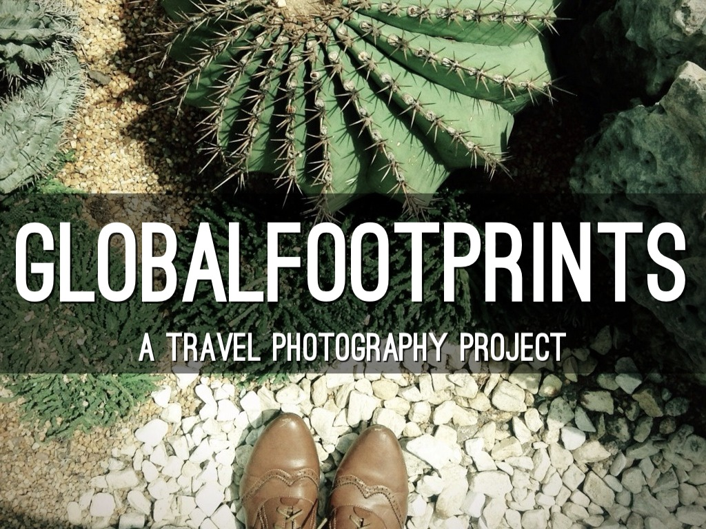 Globalfootprints: A Travel Photography Project