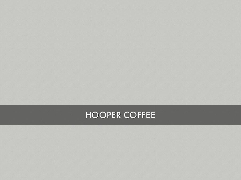 Hooper Coffee