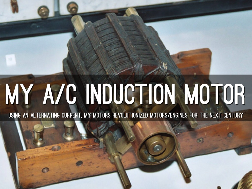 Nikola Tesla Induction Motor Image Alternating Current Diagram Filetesla Alternate The Ac By Logan Alvarez