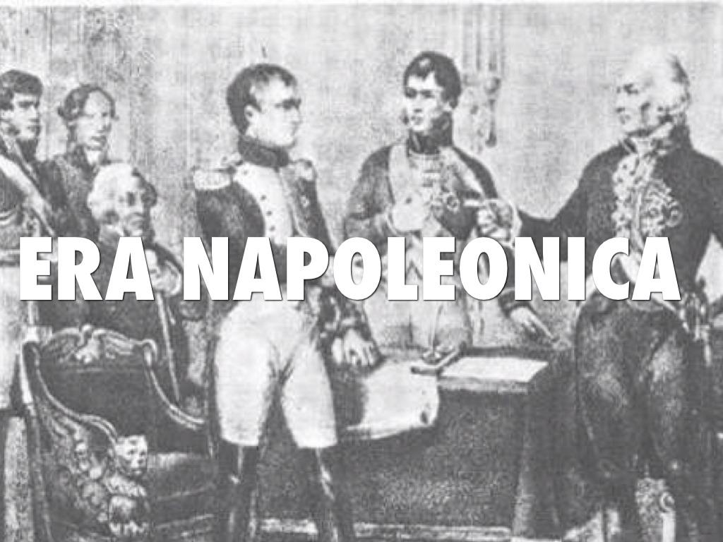 era napoleonica by ana maria sarabia