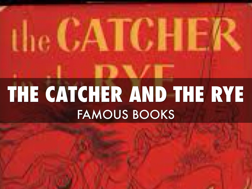 catcher and the rye diagnoses