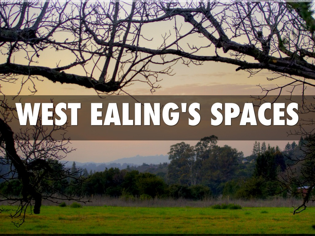 west ealing spaces