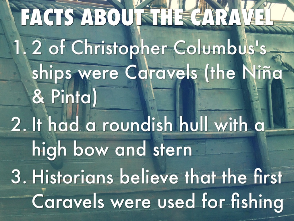 the caravel by zach reese
