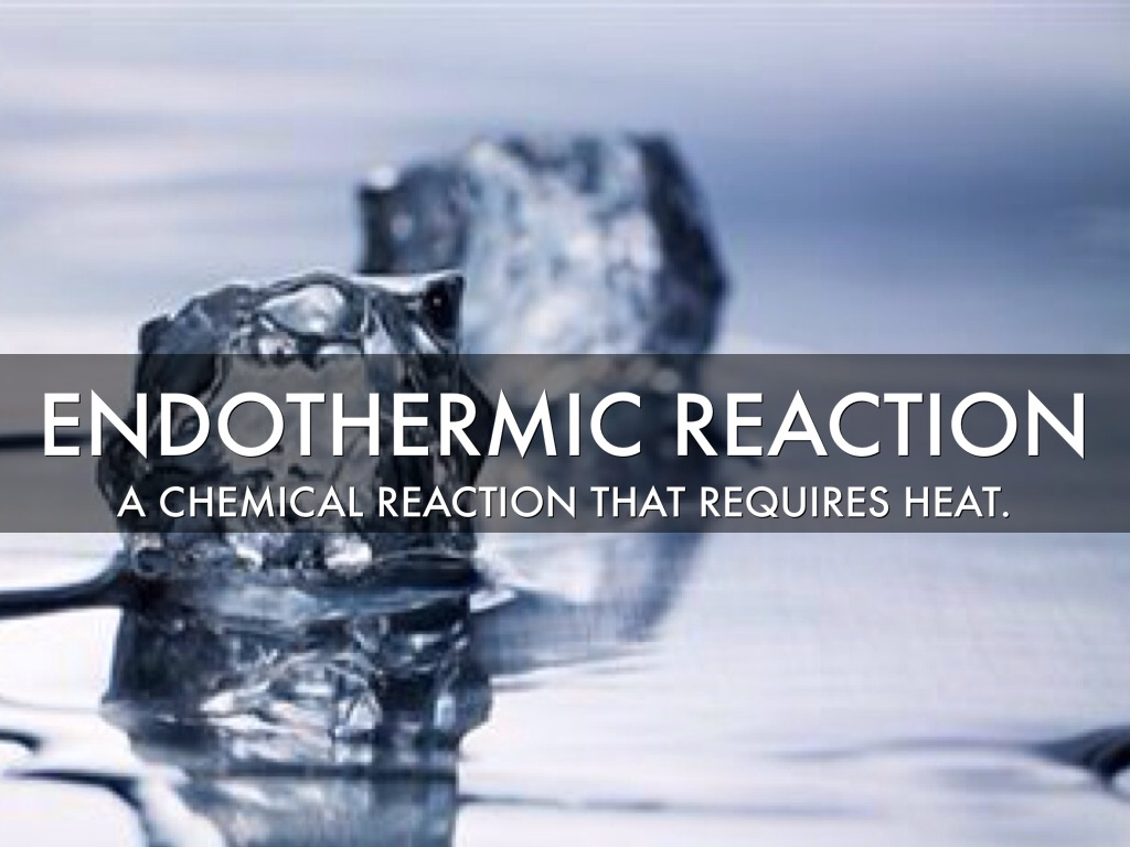 ice packs endothermic reaction You don't have to pre-cool it in the freezer all you need to do is squeeze the pack  and it starts to get cold how does this happen the answer is an endothermic.