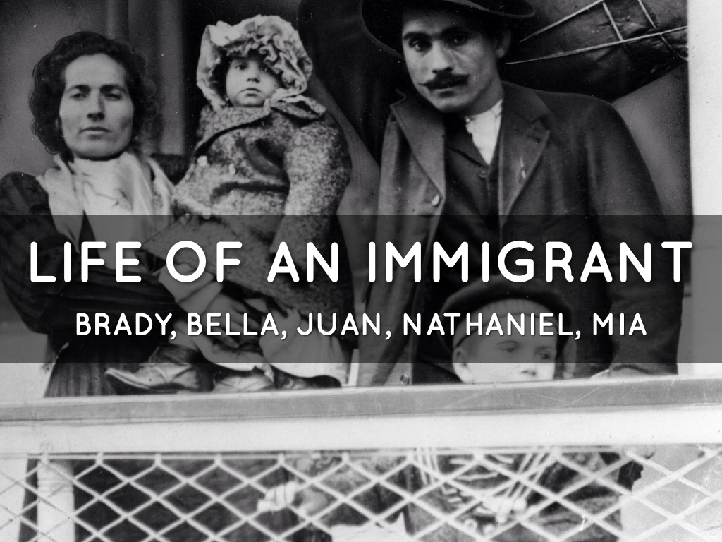hard life of an immigrant Esperanza's life seems to mirror that of her experience serves as a sort of archetype of the immigrant hard times in the migrant labor camps growing up.