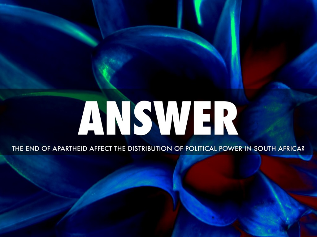 the distribution and exercise of political power The power of discourse and the discourse of power: pursuing peace through discourse intervention or resources that permit the exercise of power.