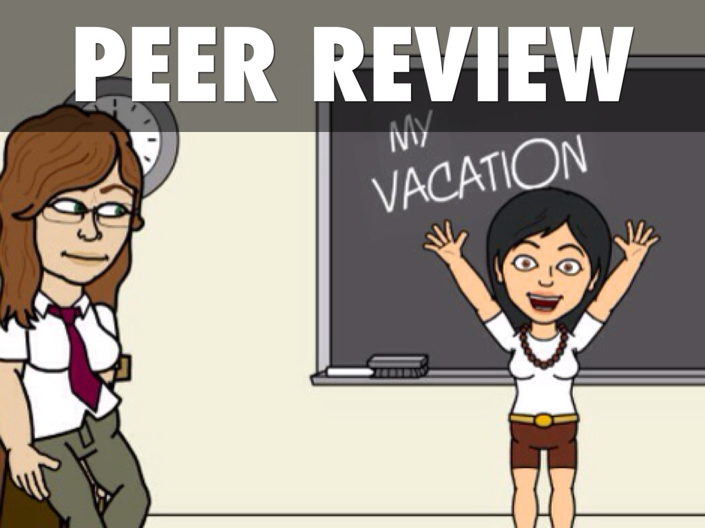 peer review by carole crispin
