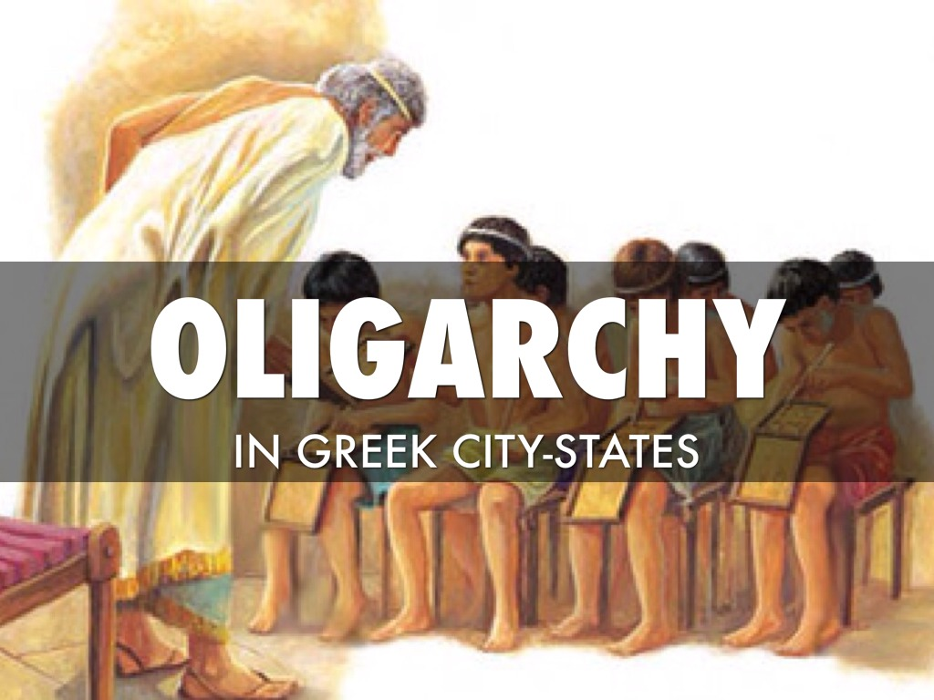 spartan oligarchy That form of government, known as an oligarchy, was actually quite common throughout ancient greece as you might expect, however, the lucky few who had power weren't chosen at random, but instead.