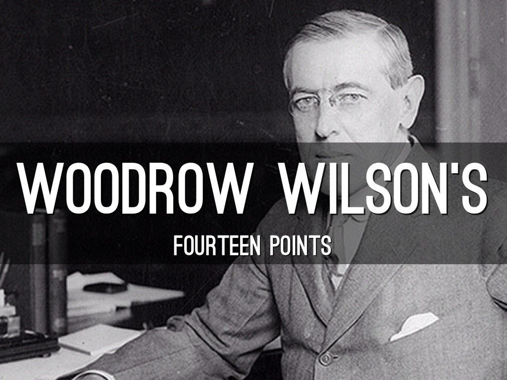 woodrow wilson 39 s fourteen points by miranda fanary. Black Bedroom Furniture Sets. Home Design Ideas
