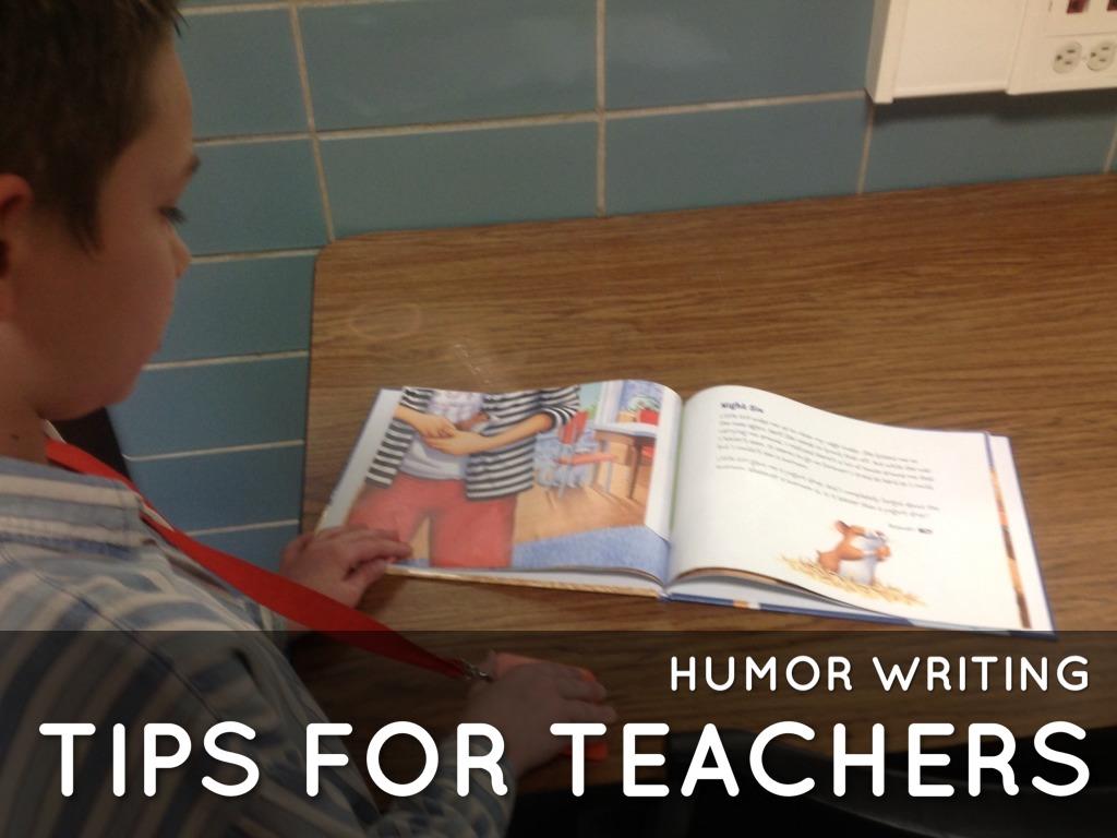 humorous writing