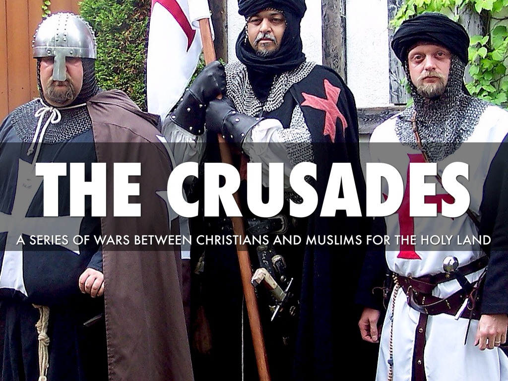 the crusades a series of holy The crusades of the middle ages were an almost continuous series of military-religious expeditions made by european christians in the hope of wresting the holy.