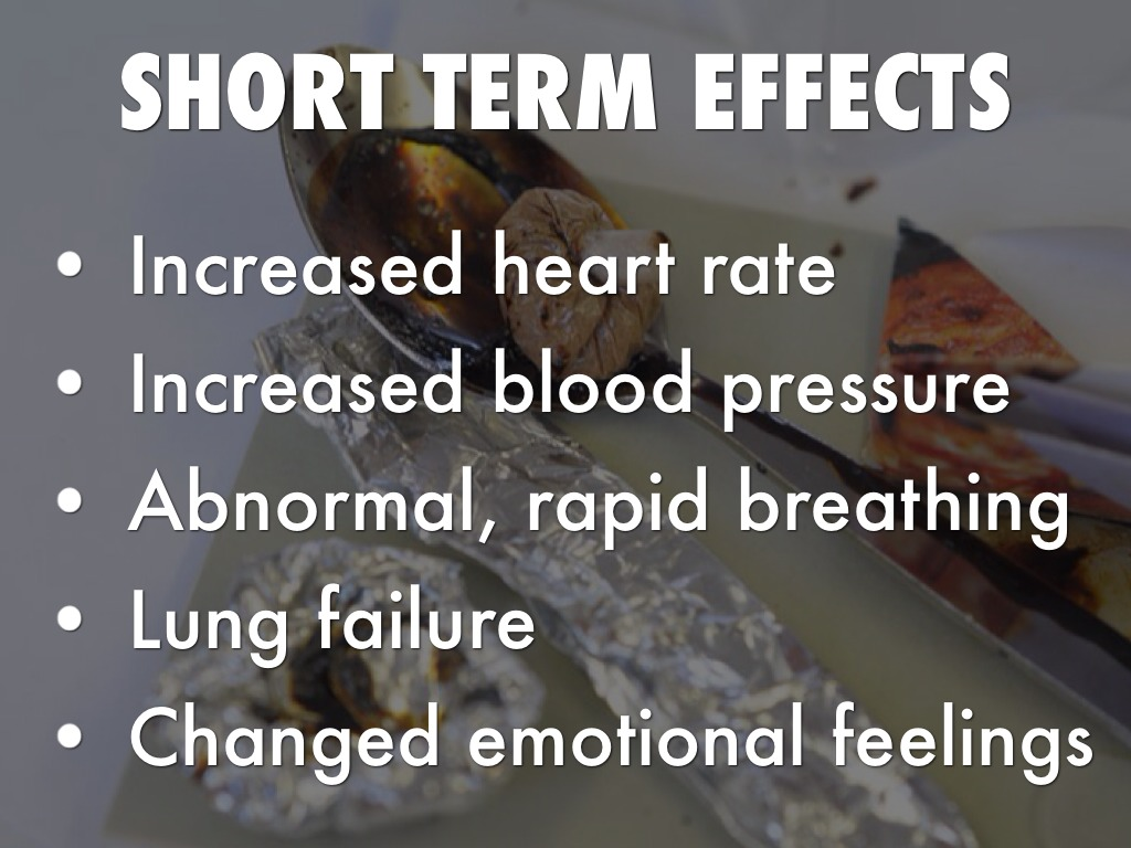 what are the long term effects of mushrooms