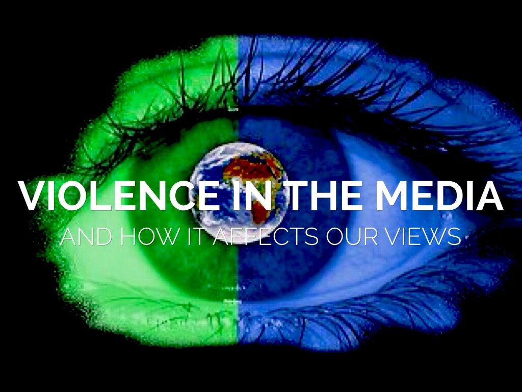 violence in the media 2 essay