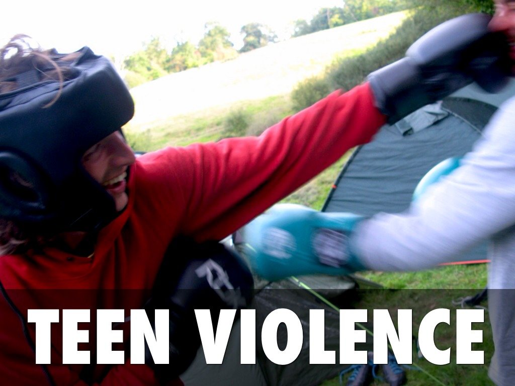 Teen gangs and violence